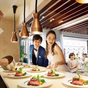 土曜日限定開催【HPベストレート保証】豪華コース試食×チャペル入場体験