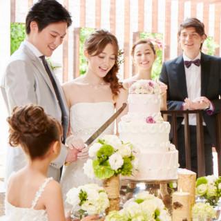 【パパママ応援】お子様と一緒に叶える Family Wedding♪♪