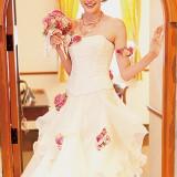 ドレスの『お花直し』で可愛さUP!