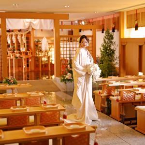 和装も150着と豊富なので衣裳にこだわりたい花嫁にぴったり|新横浜グレイスホテル/ Roseun Charme ( ロゼアン シャルム )の写真(3446970)