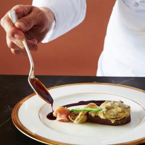 【伝統のソース仕上げ】フォワグラ×黒毛和牛◆王道フレンチ試食