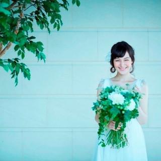 新婦ドレス15万円分、ブーケ・美容など20%分プレゼント