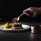 思わず見惚れてしまう程美しい料理が披露宴をより華やかにします