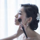 プロのスタイルストが施すヘアメイクは花嫁をより一層美しくします