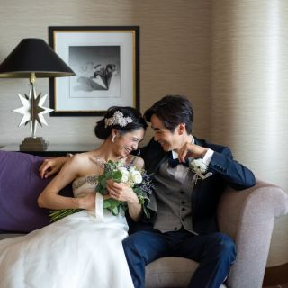 ◆挙式当日 新郎新婦スイートルームご宿泊プレゼント