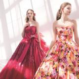 有名ブランドのドレスも多数ご用意あり