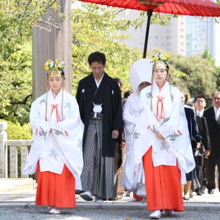 【10名様¥440,000】送迎付きプラン 伊勢山皇大神宮挙式相談会♪