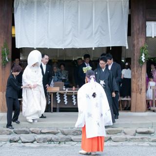 和婚希望なら【ホテルから徒歩圏内】伊勢山皇大神宮神社挙式相談会♪