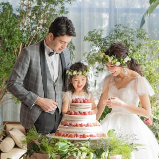 【パパママ&マタニティ婚】お家で準備サポート&贅沢ドレス