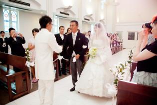 挙式入場|岡山国際ホテルの写真(784077)