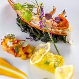 和洋のジャンルを超えた創作的な季節感溢れるお料理