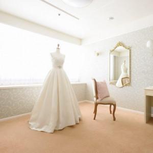 挙式直前の緊張は、この空間で安らいで 盛岡グランドホテルの写真(3798230)