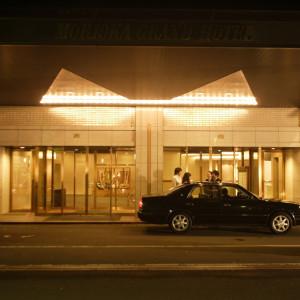 温かみと気品あふれるエントランス。|盛岡グランドホテルの写真(1546814)