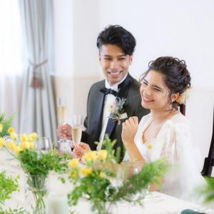 【会食・少人数Wedding】豪華コース試食付!アットホーム婚相談