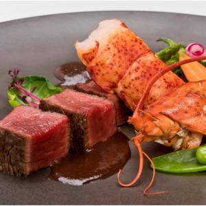 【週末3組限定】県産和牛×オマール海老!料理長イチオシ試食会
