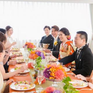 【スタイルいろいろ♪】家族で会食・カジュアル婚・お気軽少人数W相談会