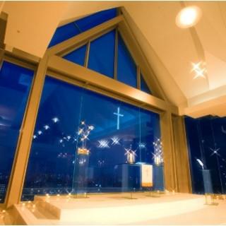 【18時以降の見学なら】幻想的な夜景×絶品ディナー堪能フェア