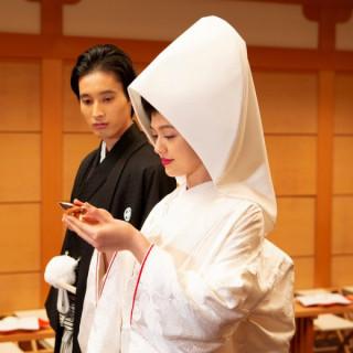 【本格和婚希望のおふたりへ】和装試着×日本料理試食付き相談会