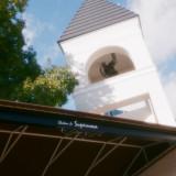 幸せの鐘「カリヨン」。綺麗な音色がチャペルに響く