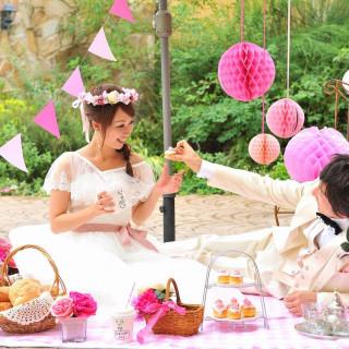 【デザート試食】花嫁に大人気のフェア!ドレス試着もOK