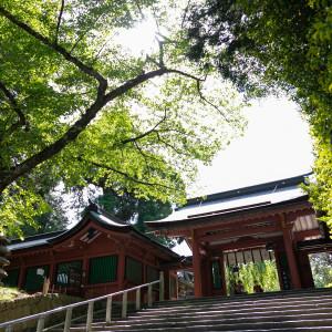 塩釜神社挙式相談会