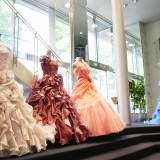 ドレスサロンにはドレス300着以上のドレスが揃う☆ドレスは3~31号/タキシードもSS~LLまでとサイズも豊富!