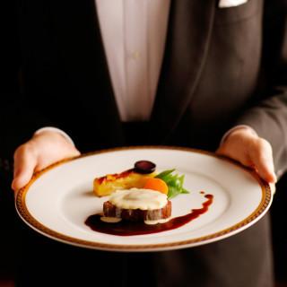 【無料フルコース試食】豪華ウエディングメニュー★ランチまたはディナーも選べる!