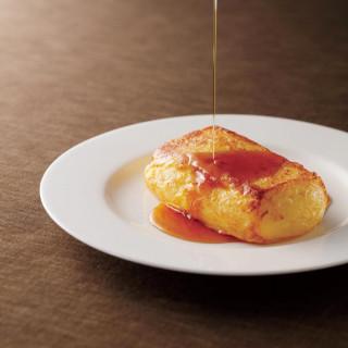 【伝統のフレンチトースト】朝食&試食会の招待券付き土曜フェア