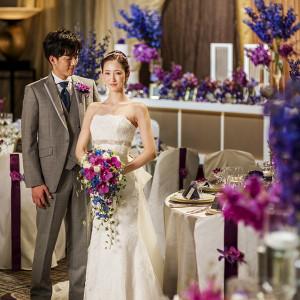 【人気No1】本番直前のリアル会場見学&Wドレスのリアル花嫁体験
