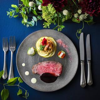 【満足度1位】 ホテル絶景レストランで豪華コース試食体験