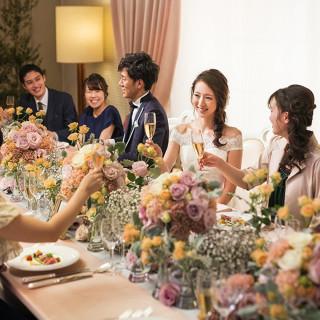 火曜限定【予算重視の方】 賢く挙げる!結婚式相談会〈試食〉