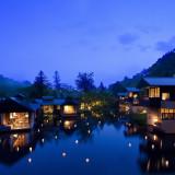 【星のや軽井沢】テレビや雑誌で引っ張りだこの高級温泉宿で非日常感あふれる贅沢な滞在を