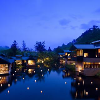 「軽井沢ホテルブレストンコート」「星のや軽井沢」に宿泊できるお得な下見宿泊プランあり