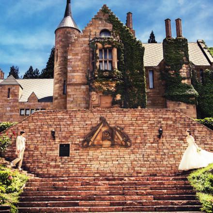 ロックハート城ウエディング