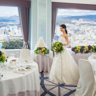 【オススメ!】人気のドレス花嫁体験&厳選フレンチ美食フェア