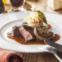 【5組限定】フォアグラ×国産牛フィレ肉のロッシーニ試食フェア