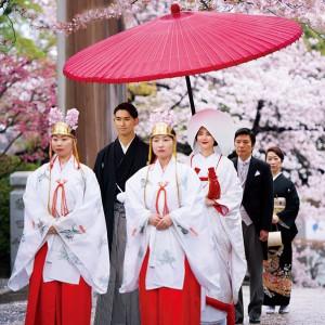 【本格神前式】芝大神宮&東京ベイ一望披露宴体験フェア