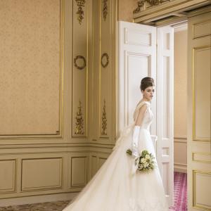 美しいドレスが、物語になる。|「高輪 貴賓館」 グランドプリンスホテル高輪の写真(841045)