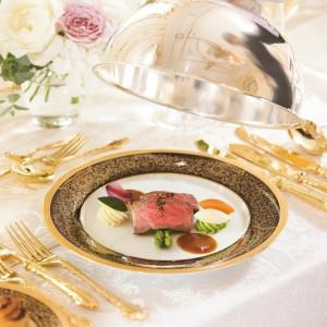熟練のシェフ達の技が光るお料理|高輪 貴賓館(グランドプリンスホテル高輪)の写真(6809962)