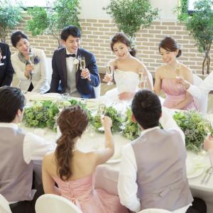 乾杯シーン|ホテル メルパルク東京の写真(2824424)