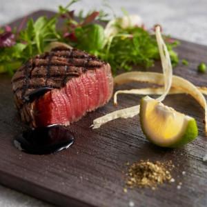 増枠【料理重視】1万5千円相当国産牛フルコース試食×模擬挙式