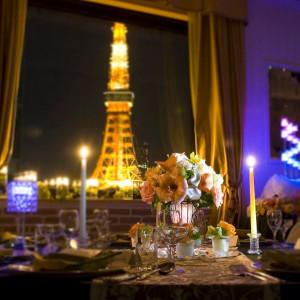 【残り僅か】月1開催!!東京タワーを独り占め×絶品フルコース無料試食会