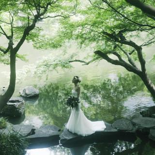 約1万坪の庭園散策×ゆったり館内見学で八芳園の魅力を体感