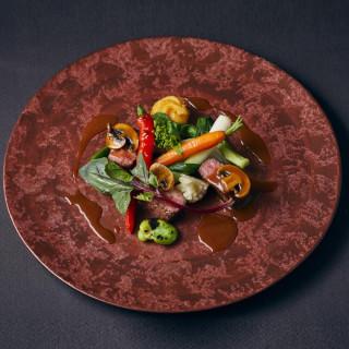 【料理重視なら】人気No.1メニュー無料試食×和洋の会場見学