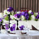 ゲストテーブル装花(洋室)