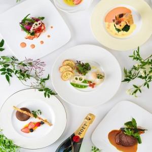【先着2組様】6品1.5万円豪華料理試食×人気演出体験プレミアムフェア