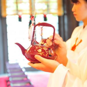 【月イチ限定!】高崎神社神前式体験×料理長自慢の無料試食付きフェア