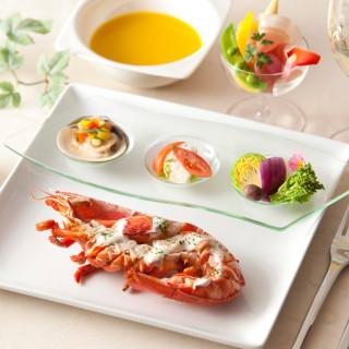 【2日前予約でOK!】平日限定 イタリアン婚礼料理試食会