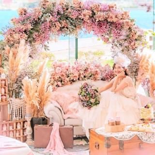 ※10月最大☆プレ花嫁イチオシ!新作ドレス体験×豪華7品試食×演出体験