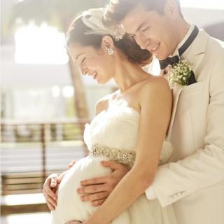 ゜・。*マタニティ花嫁必見!安心のマタニティ特典付フェア。・+